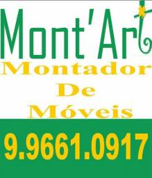 Mont'Art-Montador de Móveis-9.9661.0917
