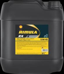 Shell Rimula RT4 X 15w40