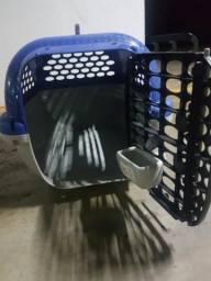 Caixa transporte cachorro n4 para pequeno e medio porte