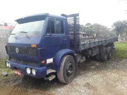 Vw 16210 truk carroceria ano 1990