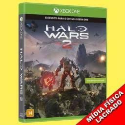 Halo Wars 2 Novo e Lacrado Xbox One