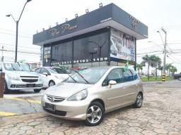 Honda Fit LX 1.4 - 07/08 - Completo - Financio - Facilito Ent Cartão - 2008
