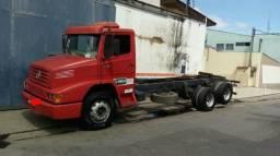 Caminhão 1418 ano 91 no chassi doc ok ! - 1991