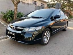 Honda Civic LXS Manual Impecável - 2008