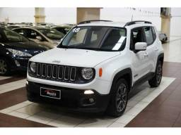 Jeep Renegade Longitude 1.8 Aut. Completo na FIPE com garantia e procedência - 2018