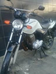 Moto cargo CG 125 - 2010