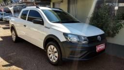 Vw - Volkswagen Saveiro 1.6 Robust CD 2017/2018 - 2018