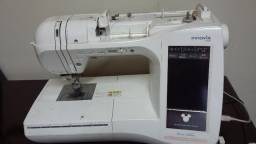 Kit com maquina de bordar