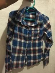 Camisa de flanela Renner (tamanho pp)