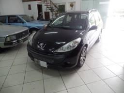 Peugeot 207 Sw XS 1.6 16v Aut - 2011 - 2011