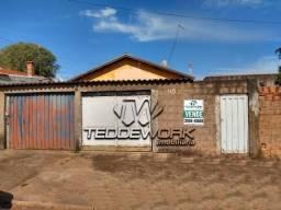 Casa à venda com 2 dormitórios em Selmi dei v, Araraquara cod:7592