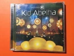 CD Kid Abelha, Acústico MTV - em bom estado