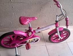 Bicicleta Barbie aro16