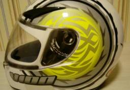 Combo de 2 capacetes!