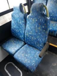 Bancos de ônibus