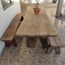 Mesa de Jaqueira