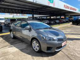 Corolla GLI UPPER 1,8 Automático Ano 2016/16 Completo Couro Rodas