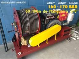 Mini Hidrojato 160-170-200 BAR 18/28/30/50 L/min