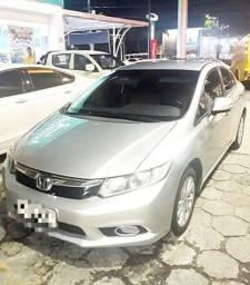 Honda Civic LXR Aut 13/14. 63.000 Kms rodados. Única dona. Somente R$ 48.000,00 - 2013