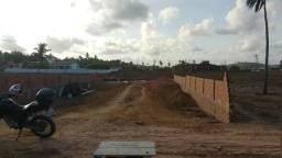 Terreno beira mar - 420 m² murado - Sirinhaém