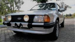 Ford Escort Guia MK3 1986 1.6 com alto índice de originalidade, apto a coleção - 1986