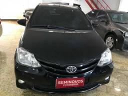 TOYOTA ETIOS 1.5 XS 16V FLEX 4P MANUAL. - 2015