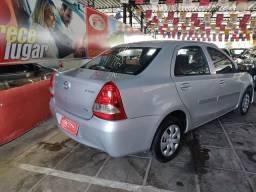 Etios 2014 com kit gás - 2014