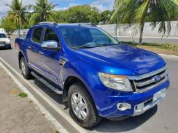 Ford ranger limited 3.2 20v 4x4 cd aut. dies - 2014