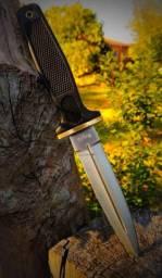 Faca Tática de bota Rigid Knives (Original)