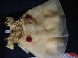 Vestido da Bela