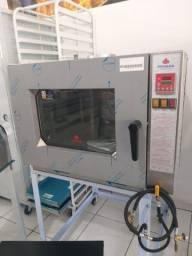 Forno turbo industrial Progas 5 grades a gás Novo Frete Grátis