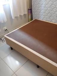 Box cama solteirão Probel (somente a base sem o colchão) - 1.28×1.88cm