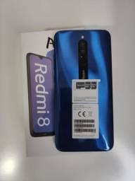 Level up! Redmi 8 64 4 de RAM Novo lacradão com garantia e entrega segura