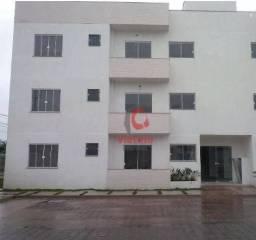 Apartamento à venda, 60 m² por R$ 135.000,00 - Chácara Mariléa - Rio das Ostras/RJ