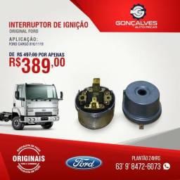 Interruptor de ignição original ford