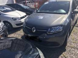 Renault/logan expression 1.6/2017 vd/trc/financio