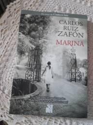 Livro Marina - Carlos Ruiz Zafón