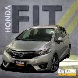 Honda Fit Ex Cvt 2015