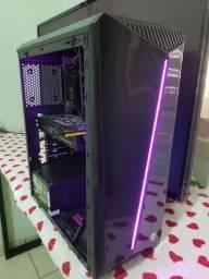 PC Gamer Ryzen 5, Rx470, SSD