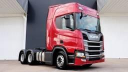 Scania R450 6x2 Aut ( Cavalo mecânico ) 2021