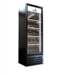 Freezer cervejeira Imbera 454 L porta de aço ou vidro Nova Frete Grátis