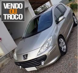 Peugeot 307 Feline 2.0 Aut, Couro , Teto AC/ troca