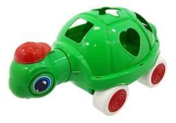Tartaruga Didático C/ Rodas Luli