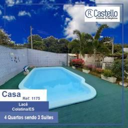 Casa para venda Lacê- Colatina/ES