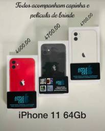 IPHONES 11 64Gb e 128Gb
