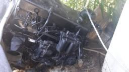 Motor Mercedes Bens 1113 com a Bomba Injetora Caminhão Ônibus e Lanchas