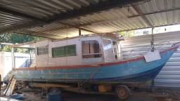 Barco tipo chalana