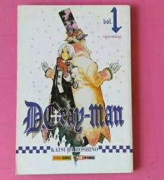 D.Gray-Man vol 1