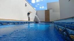 Casa modelo com piscina a venda no Real Park em Sumaré - CA0281