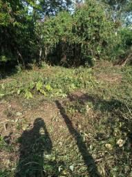 Vendo terreno: tamanho 13 metros de largura,25 metros de comprimento